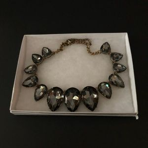 Jewelry - Sparkly Faceted Crystal Necklace
